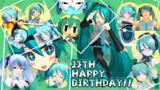 13th Anniversary!