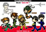 team.N'EX(裏表紙版)
