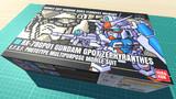 ガンダム試作1号機 ゼフィランサス / 16色ドット絵ガンプラ箱絵風3D
