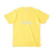 Tシャツ イエロー REIGN_2color