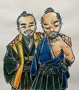 ゴーストオブツシマ_石川先生と志村様