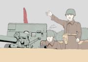 ZIS-2 57mm対戦車砲