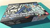 ガンダム試作2号機 BB仕様 / 16色ドット絵ガンプラ箱絵風3D