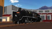 【モデル更新】C56型蒸気機関車【MMD鉄道】