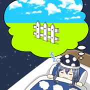 ゴトシープを数えて寝るゴトランド