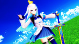 【にじさんじMMD】青空の下の王国皇女