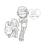 【THE ALFEE】ジ・アルフィーかわいい坂崎幸之助とかわいいコキンメ桜井賢さんです