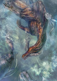 スピノ風海竜