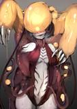 ネクロモーフ娘:NEST (人間サイズ)
