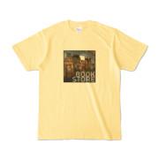 Tシャツ ライトイエロー BOOKSTORE_Shinjuku