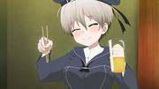 レーベちゃんは飲みたい!(艦これ×宇崎ちゃんは遊びたい!)