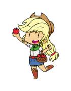 スイートアップル農園りんごをたべるんご