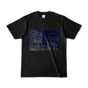 Tシャツ ブラック Jazz_Night_F