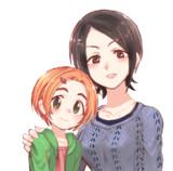 あいかお(東郷あい/龍崎薫)