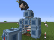 #Minecraft そんでこうなる #JointBlock #艦これ