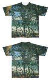 Tシャツ フルグラフィック パラレル林海岸