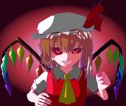 【Blender】フランちゃん(途中)【東方】