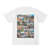 Tシャツ ホワイト Forty_7_Colors