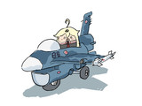 F-2毛玉戦闘機