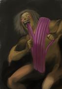 さけるグミを喰らうサトゥルヌス