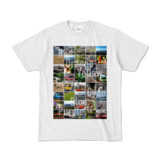 Tシャツ アッシュ Forty_7_Colors