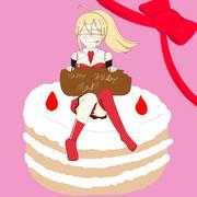 マキさん誕生日