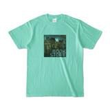 Tシャツ アイスグリーン BOOKSTORE_Shinjuku