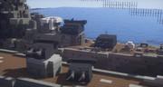 (配布)20.3cm連装砲と15cm連装砲