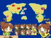 全高森藍子入場です!!!!
