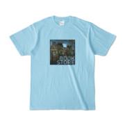 Tシャツ ライトブルー BOOKSTORE_Shinjuku
