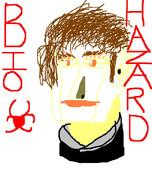 クリス・レッドフィールド の顔