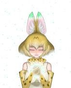 輝きサーバルちゃん