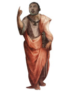 古代ギリシャ時代のMUR 透過素材
