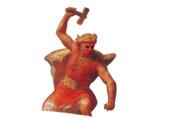北欧神話最強と化した創造神KMRトール 透過素材