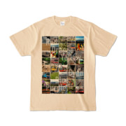 Tシャツ ナチュラル Forty_7_Colors