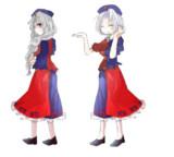 レーニン(クッキー☆)の後ろ姿