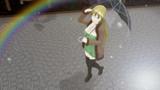 【Fate/MMD】雨上がり【六導玲霞】