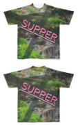 Tシャツ フルグラフィック SUPPERリーム