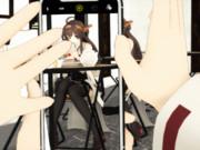 【MMD艦これ】ティータイムを大事にする金剛さん #2(ログ太式 金剛改二)