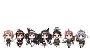 西村艦隊決戦modeSD