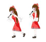 歌う孔明姉貴 PNG