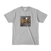 Tシャツ 杢グレー BOOKSTORE_Shinjuku