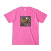 Tシャツ ピンク BOOKSTORE_Shinjuku