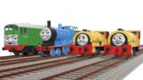 ウェルズワース線の機関車たち
