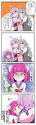 仲が悪いゆかりさんときりたんのゆかきり漫画3