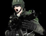 【MMD】レンジャー【地球防衛軍5】