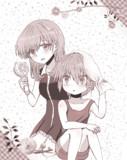 『ほっこりお姉さん と ツンデレ弟』ラクガキ3