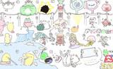 しりとりの森2020/10/04