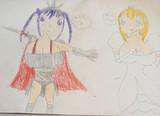 プリンセスココアを護る騎士リゼ