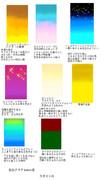 オリジナル色表